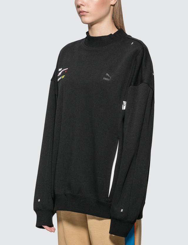 Puma Ader Error X Puma Mock Neck Sweatshirt