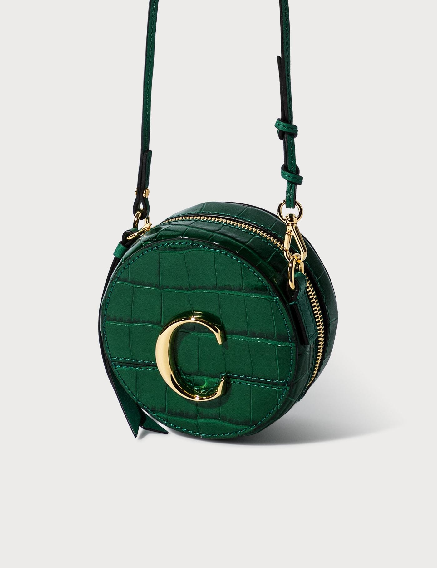 Chlou00e9 C Mini Round Bag