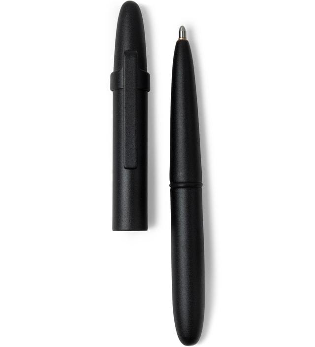 Fisher Space Pen Matte Black Bullet Space Pen with Clip