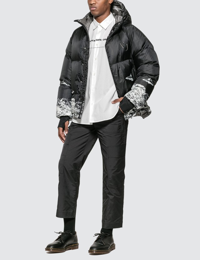 Undercover Undercover x Valentino Down Jacket