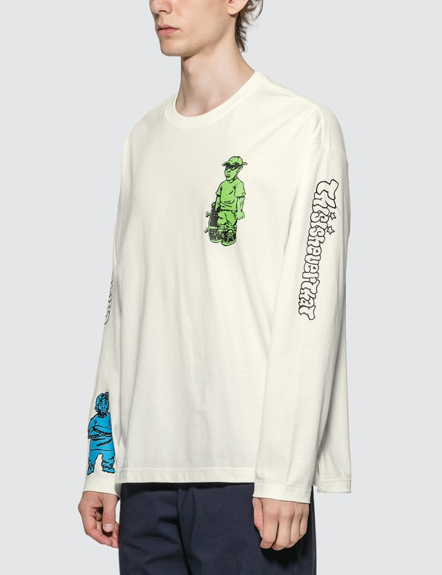 Thisisneverthat Skater Long Sleeve T-Shirt