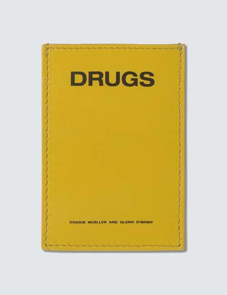 라프 시몬스 Raf Simons Cardholder With Print
