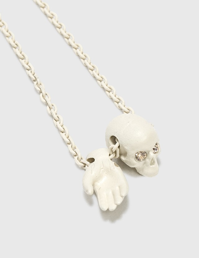 Undercover P.A.M. x Undercover Necklace White Men