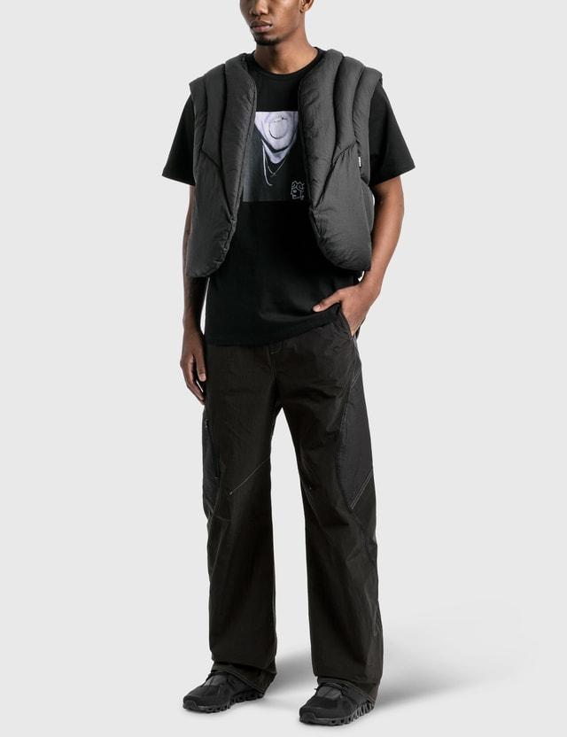 Hyein Seo Paneled Pants Black Men