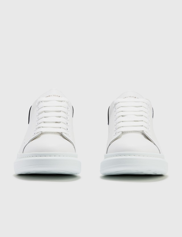 Alexander McQueen Oversized Sneaker White/black Men