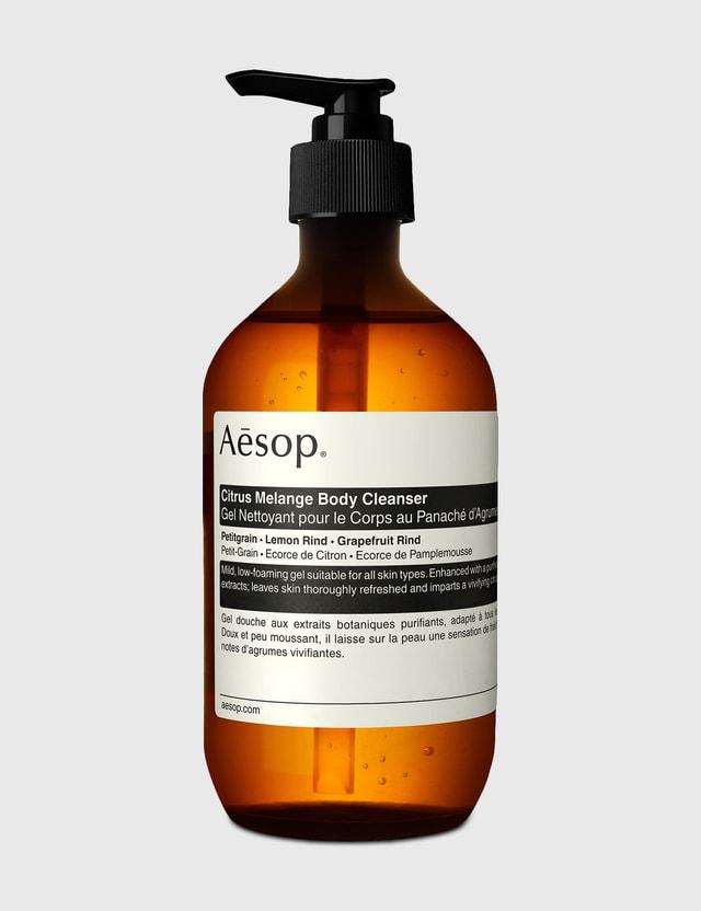Aesop Citrus Melange Body Cleanser N/a Unisex