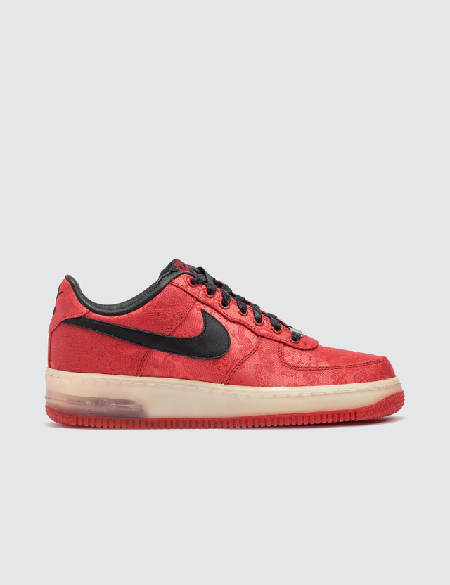 Nike Nike x Clot World Air Force 1 Red/red Archives