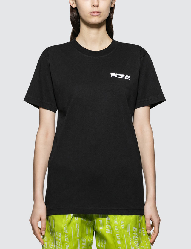 ALCH Alch Logo T-shirt Black Women