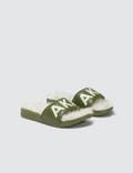 AKID Aston Sandal Army Kids