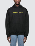 The Brilliance Long Logo Hoodie Picutre