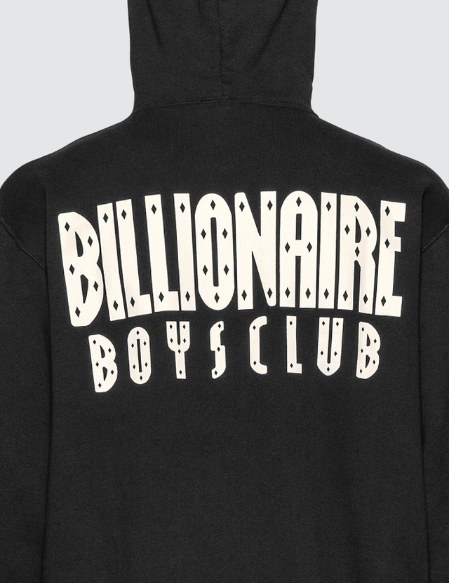 Billionaire Boys Club Straight Logo Hoodie