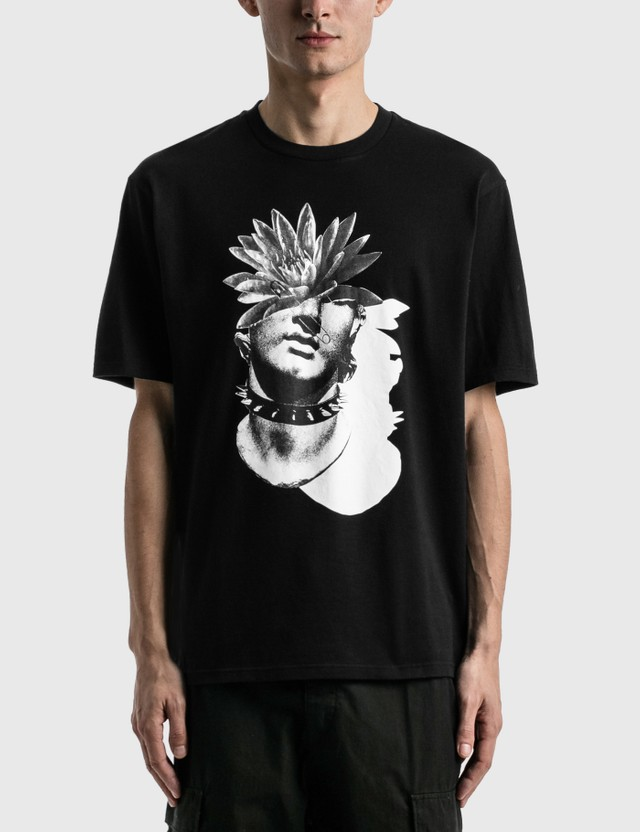 Undercover Printed T-shirt Black Men