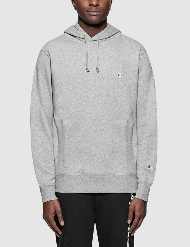 Champion Japan Small Logo Hoodie