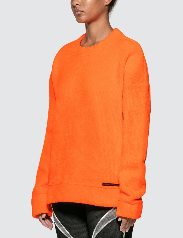 Alexander Wang Chynatown Pullover Orange Women