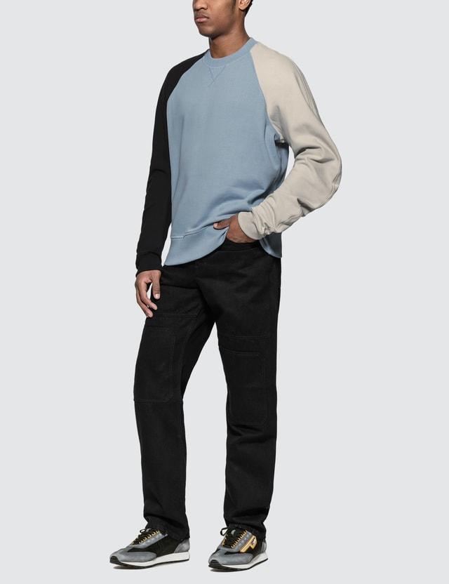 JW Anderson Colourblock Sweatshirt