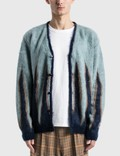 Needles Flame Mohair Cardigan 사진
