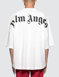 Palm Angels Logo Over S/S T-Shirt Picture