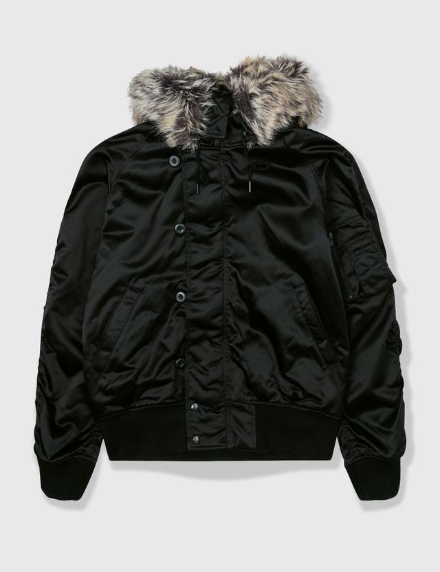 Yeezy Yeezy Season 1 Nylon Jacket Black Archives