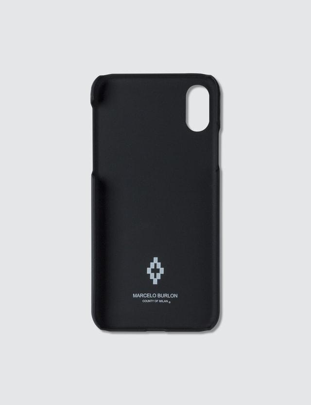 Marcelo Burlon Yellow Wings Iphone X Case