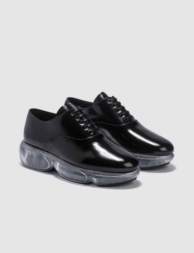 Prada Cloudbust Calf Leather Shoes