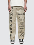Human Made Military Print Chino Picture