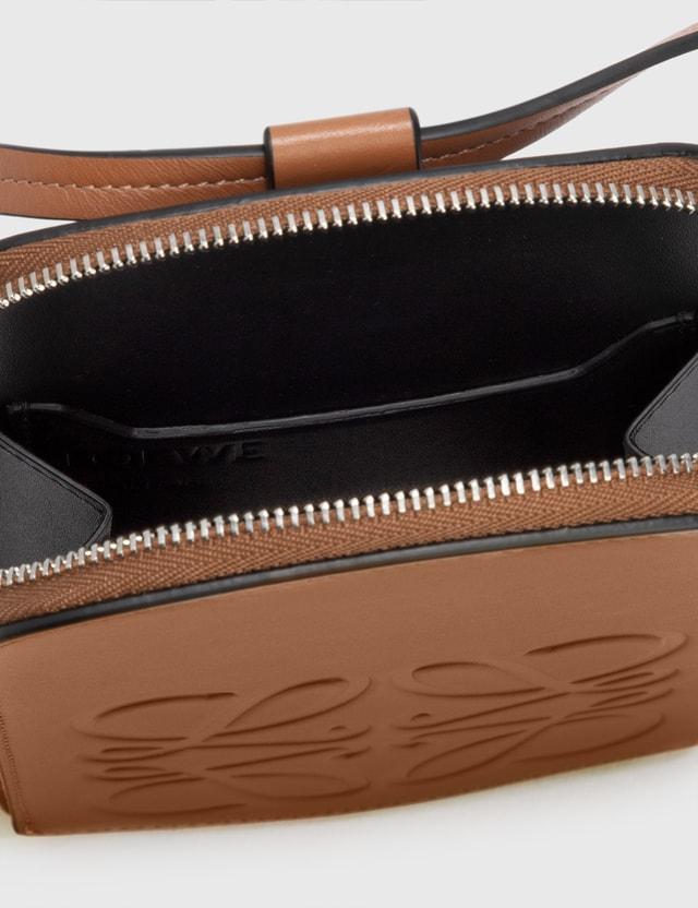 Loewe Brand Multifunctional Case Tan Men