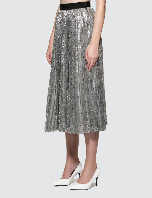 MSGM Micro Shinning Paillettes