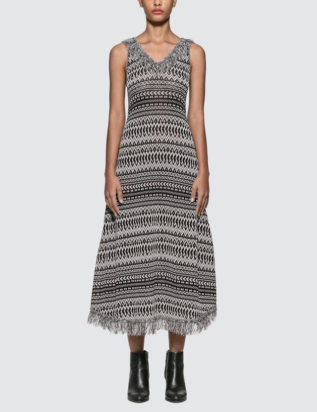 Loewe Lurex Knit Dress