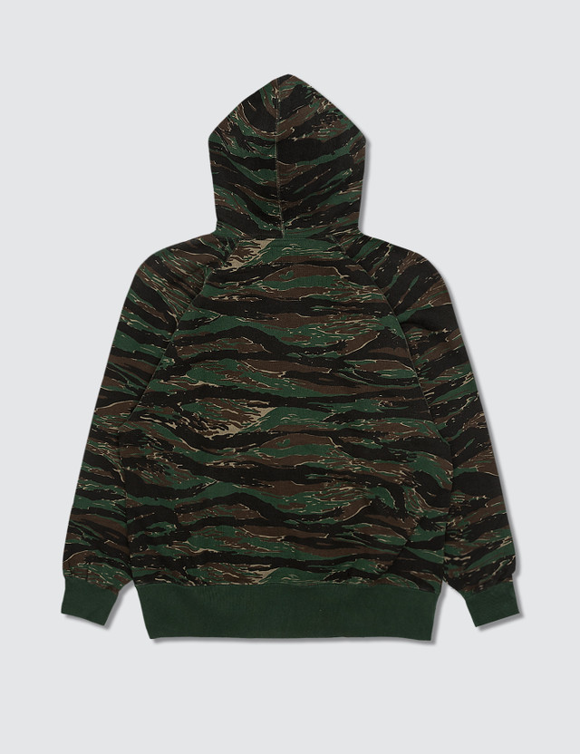 WTAPS Wtaps Design Hoody Camo Archives