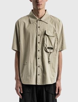 Tobias Birk Nielsen Box Chest Pocket Tech Shirt