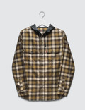 Supreme Supreme x UNDERCOVER Hooded Flannel Shirt Picture