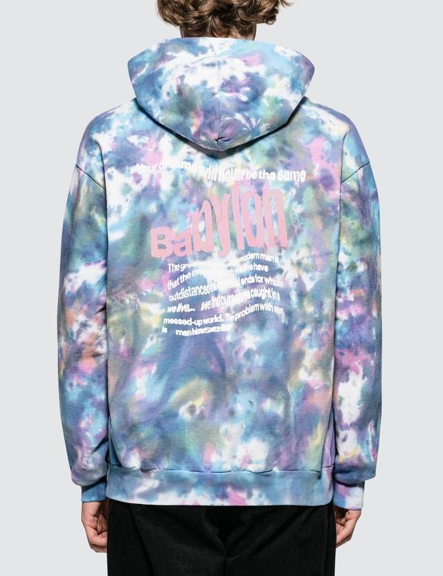 Babylon Warp Dyed Hood