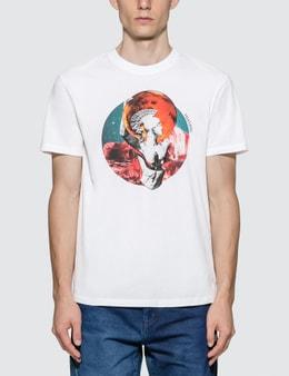 Valentino Soul Planets Mars T-Shirt
