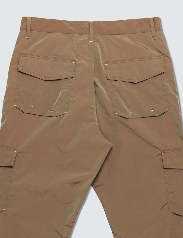 John Elliott CAT x John Elliott Iridescent Nylon Cargo Pants
