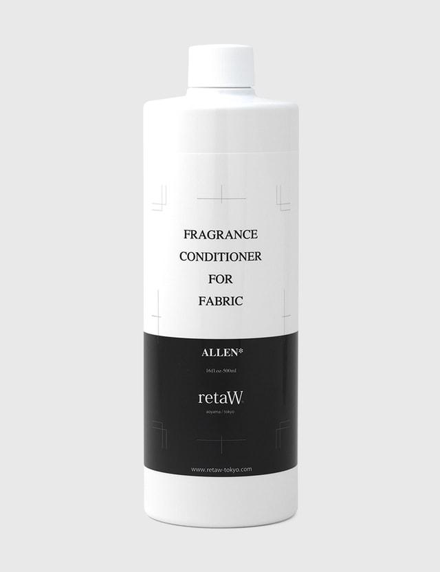 Retaw ALLEN* Fragrance Fabric Conditioner White Unisex