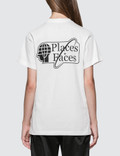 Places + Faces Space Logo Short Sleeve T-shirt Picutre