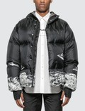 Undercover Undercover x Valentino Down Jacket Picture