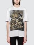 Alexander McQueen Printed Short Sleeve T-shirt Picutre