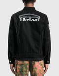 Aries Column Zip Through Jacket