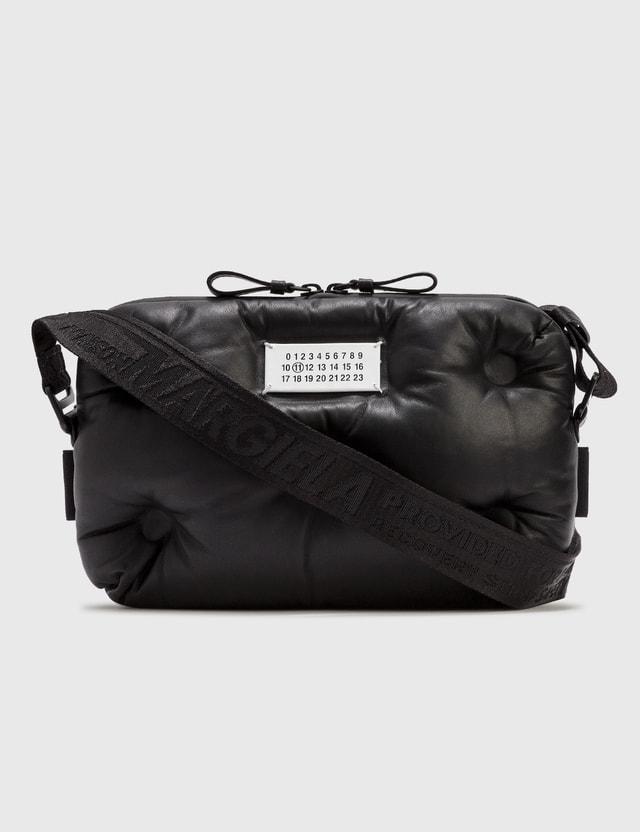 Maison Margiela Glam Slam Cross Body Bag Black Men