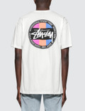 Stussy Surfman Dot Pig. Dyed T-Shirt Picture