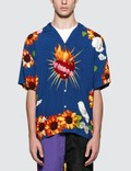 Pleasures Gangster Short Sleeve Button Up Picture