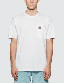 Carhartt Work In Progress State S/S Pocket T-Shirt Picture