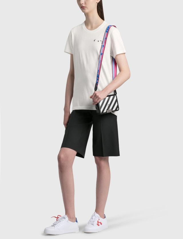Off-White Formal Shorts Black No Color Women
