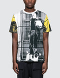 JW Anderson G+G Dog Boy Allover Print S/S T-Shirt Picutre