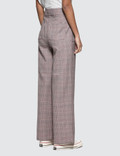 Ganni Hewitt Wide Leg Pants