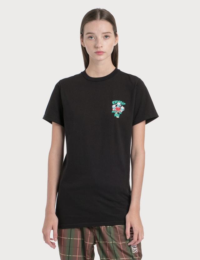 RIPNDIP Alien Nerm 티셔츠 Black Women
