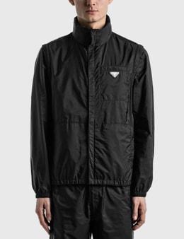 Prada Nylon Track Jacket