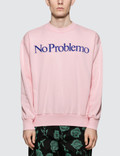 Aries No Problem Sweatshirt Picture