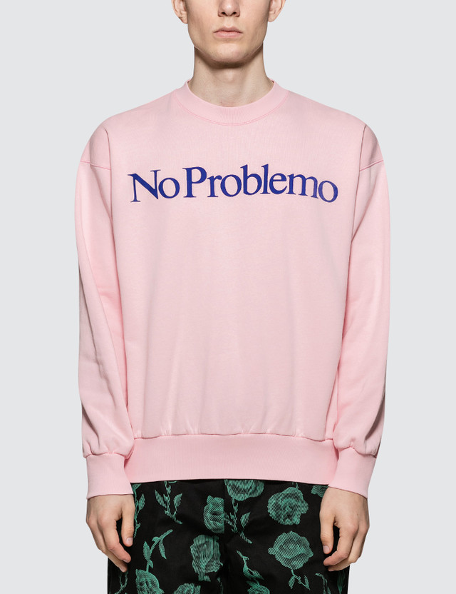 Aries No Problem Sweatshirt